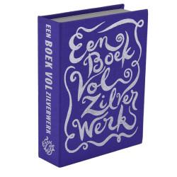 sparen met Een boek vol zilverwerk paars