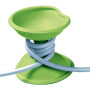 cable turtle groen open