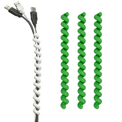 cable twister set groen