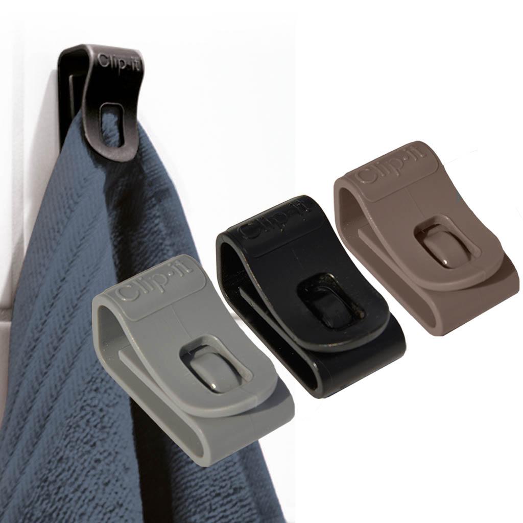 handdoek haak Clip-it   multifunctionele clip   Handig Cadeau
