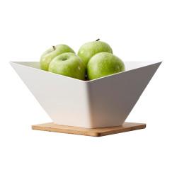 fruitschaal vergiet
