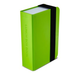 black+blum Lunchbox Book lime