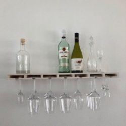 glass bar white wash