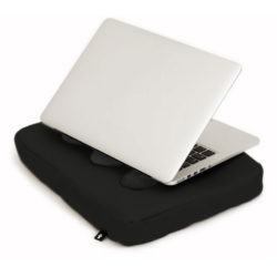Bosign laptop kussen Surfpillow zwart