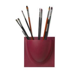 wandpot Vertiplants Mini bordeaux 15 x 15 cm
