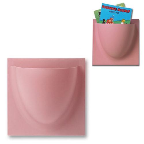 wandpot Vertiplants Mini licht roze 15 x 15 cm