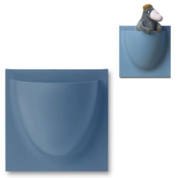 wandpot Vertiplants Mini capri blauw 15 x 15 cm