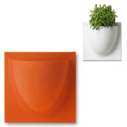 wandpot Vertiplants Mini oranje 15 x 15 cm