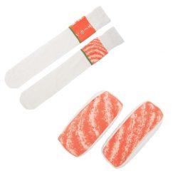 sokken sushi zalm