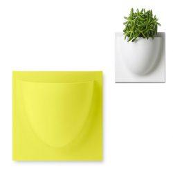 wandpot Vertiplants Mini licht geel 15 x 15 cm
