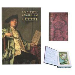 boekenplank Selfshelf Open Book Avant la lettre man