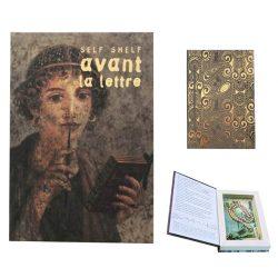 boekenplank / opberger Selfshelf Open Book Avant la lettre vrouw