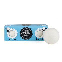 Fairtrade wollen wasdroger bollen | set van 2 stuks