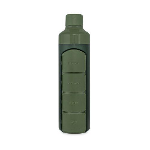 yos bottle groen 4 vaks dicht