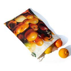 MB bewaarzak citrusfruit met citrusfruit