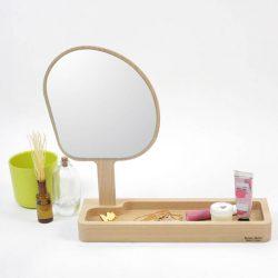 sieraden bakje met spiegel 2